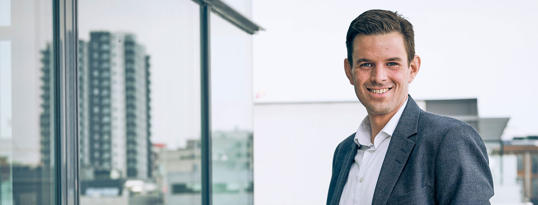 Anders Filtenborg, Director, Sales & Marketing, Ennova