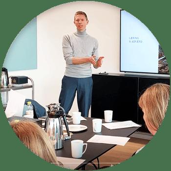 Jesper Skovgaard Jørvad, Senior Leadership Consultant, Leadership & Team Development, Ennova