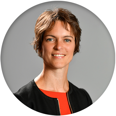 Esther Bogenaar, VP HR Data and Analytics, Shell