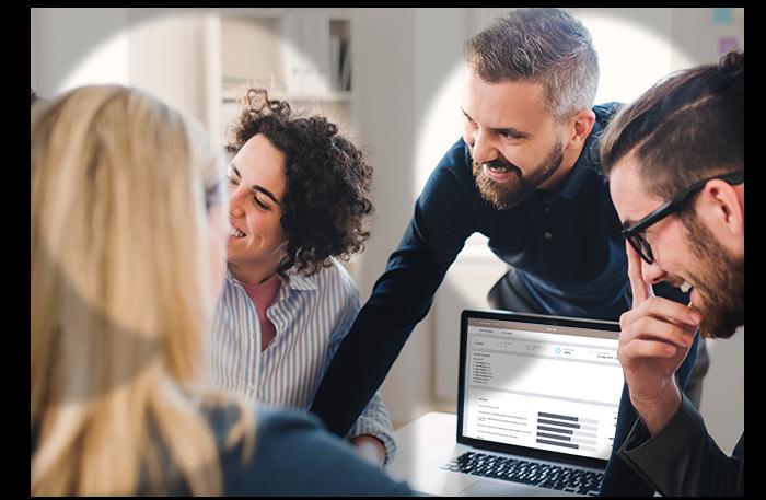 Medarbejdertilfredshed - Team Talk, del feedback