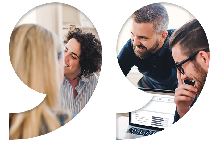 Employee Engagement - Team Talk, share feedback