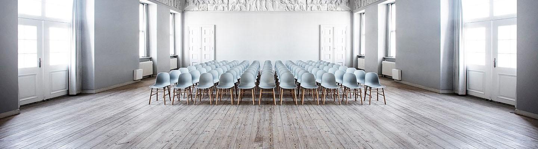 Konferencen er på Charlottenborg Slot
