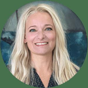 Mette Vistisen, Global HR Director, Viking