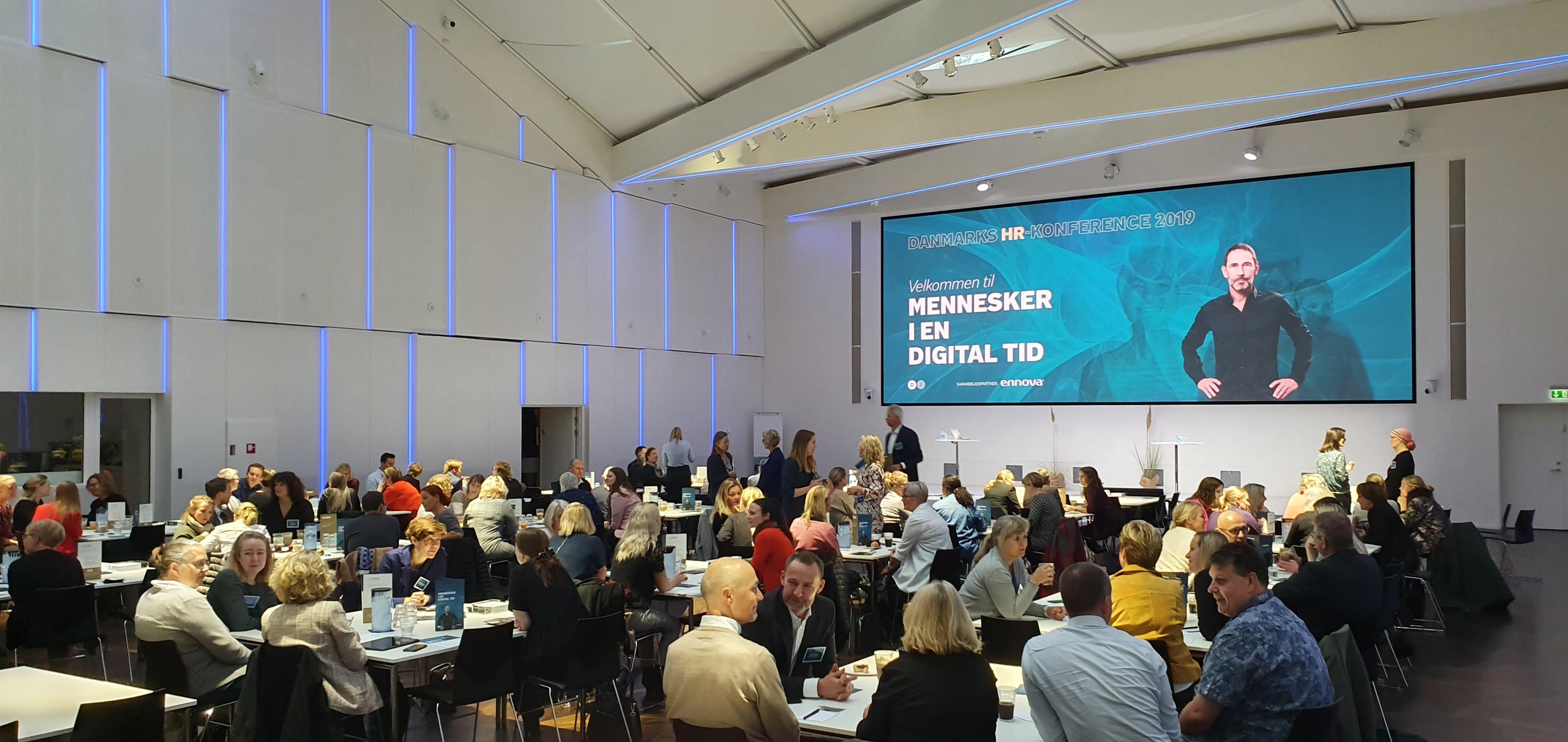 Danmarks HR-konference 2019