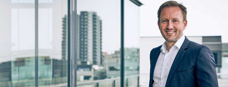 Thomas Vestergaard. CEO